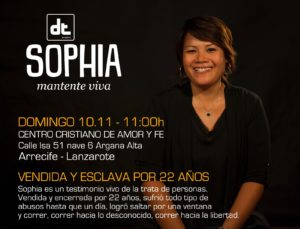 Gira 2019 · Sophia Mantente viva