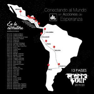 Gira 2019 · Latinoamérica
