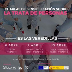 Charlas #desactivalatrata
