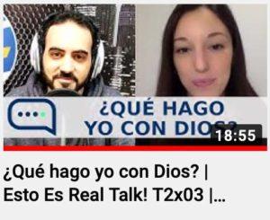 Entrevista en EstoEsRealTalk